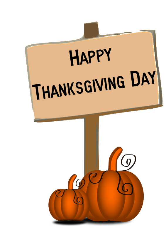 Thanksgiving off clipart svg royalty free library The Constant Kindergartener - Teaching Ideas and Resources for Early ... svg royalty free library