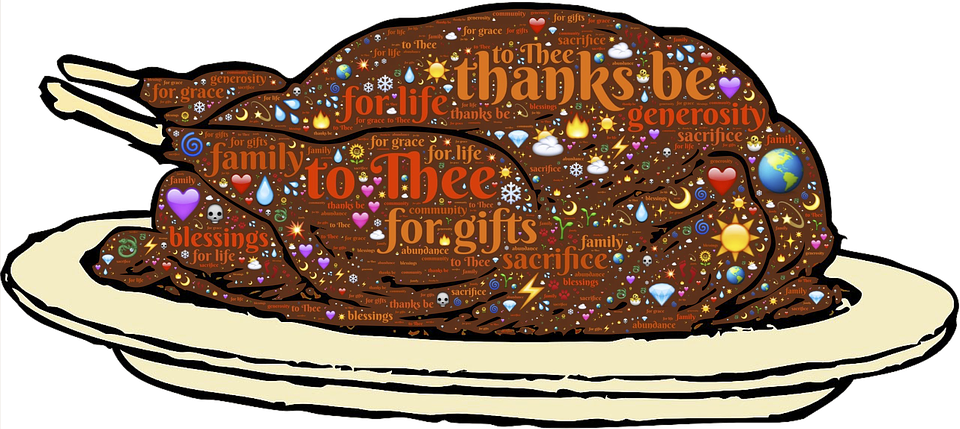 Thanksgiving family gathering clipart clipart transparent library Thanksgiving Dinner 2016: 10 Conversation Topics to Avoid clipart transparent library