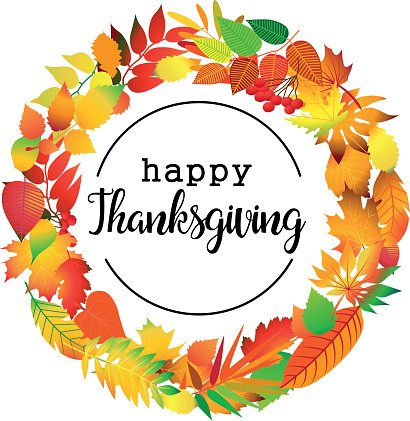 Thanksgiving flyer clipart picture library Happy Thanksgiving Day Card Use for Banner, Flyer premium ... picture library