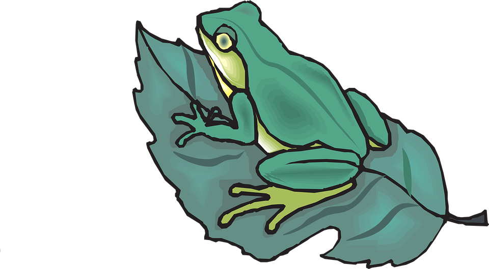 Thanksgiving frog clipart image royalty free library Collection of Teal Frog Cliparts | Buy any image and use it for free ... image royalty free library