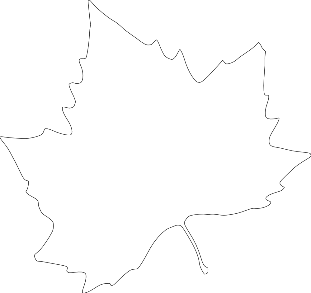 Thanksgiving leaves clipart black and white graphic freeuse Fall Leaves Silhouette at GetDrawings.com | Free for personal use ... graphic freeuse