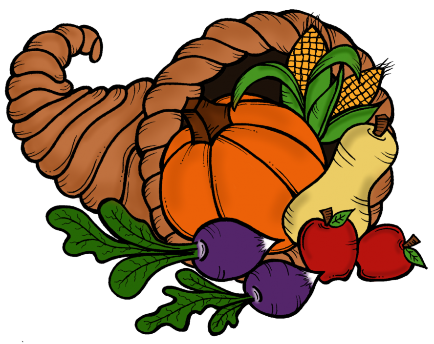 Thanksgiving library clipart png freeuse Thanksgiving Cornucopia Clipart Library Cornucopia Clipart #33130 ... png freeuse