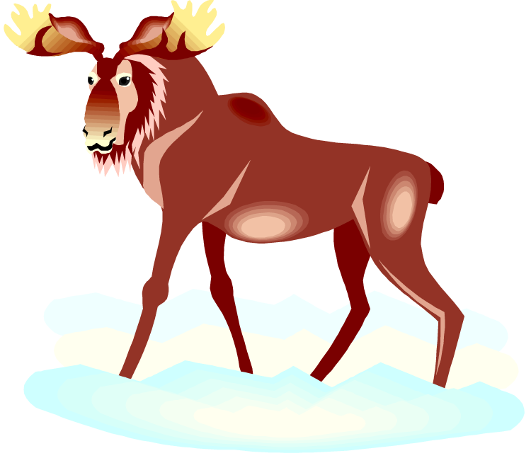 Thanksgiving moose clipart picture download 19 Moose clipart HUGE FREEBIE! Download for PowerPoint presentations ... picture download