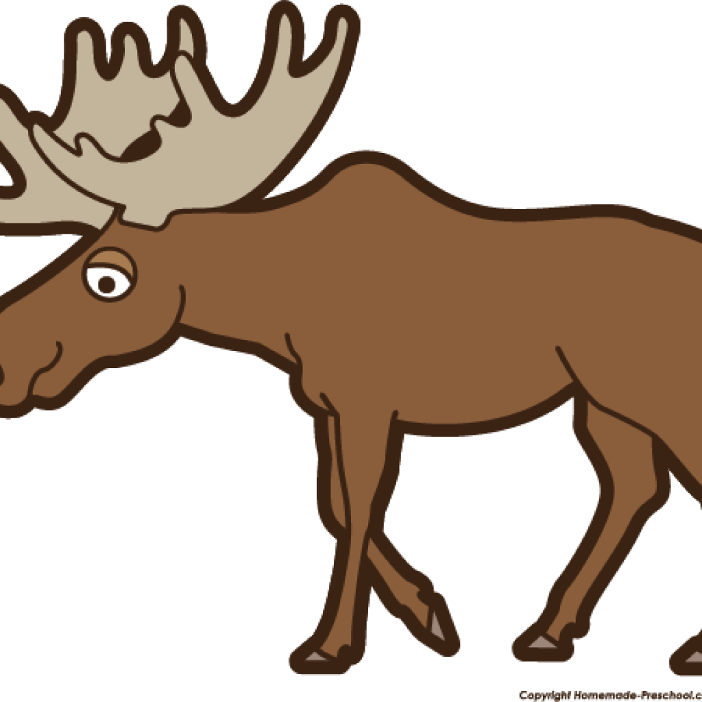 Thanksgiving moose clipart banner black and white download Moose Clipart at GetDrawings.com | Free for personal use Moose ... banner black and white download