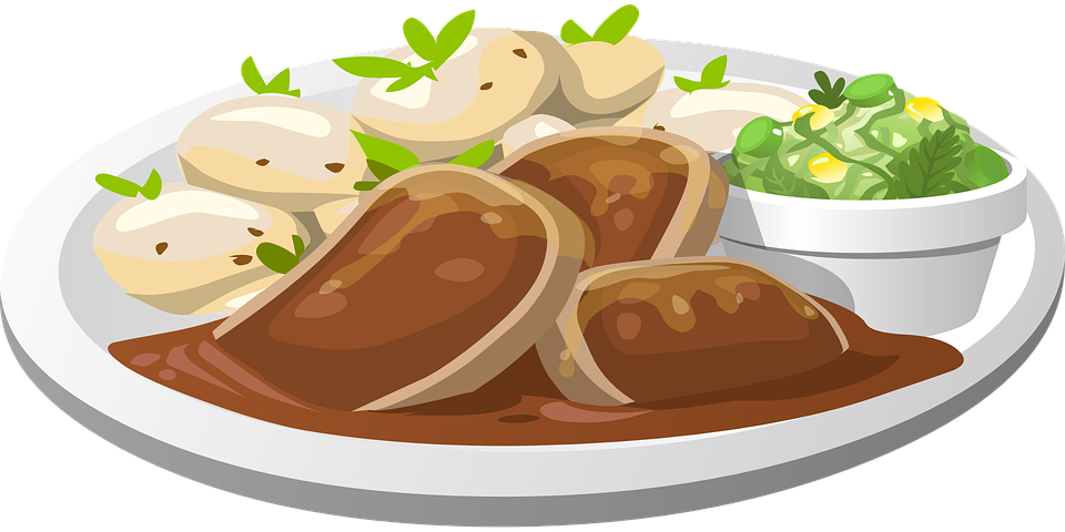 Thanksgiving plate clipart clipart freeuse stock Lunch Clipart lunch plate - Free Clipart on Dumielauxepices.net clipart freeuse stock