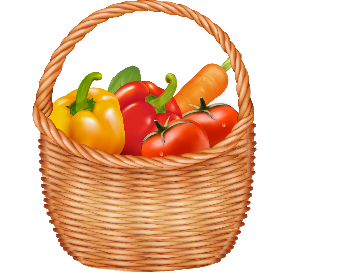 Thanksgiving raffle basket clipart library Vegetable Basket Clipart at GetDrawings.com | Free for personal use ... library