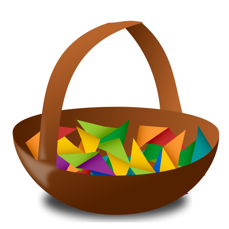 Thanksgiving raffle basket clipart image download basket raffle Free clipart raffle basket centroacademico png - Clipartix image download