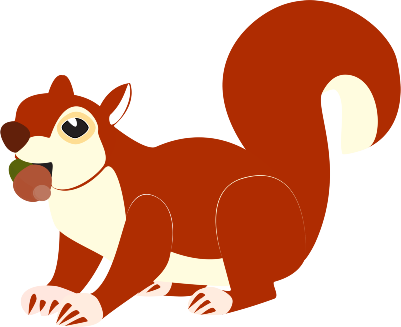 Thanksgiving squirrel clipart jpg freeuse NEW 65+ Squirrel Clipart Images Free Download 【2018】 jpg freeuse