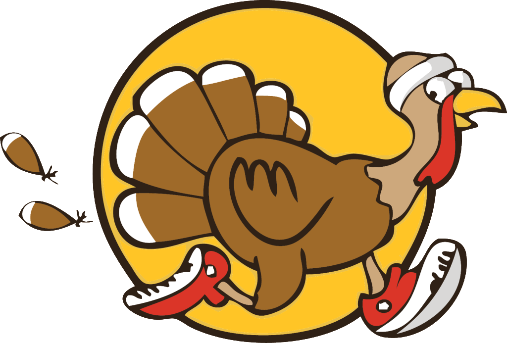 Turkey trot clipart graphic black and white download 2018 Chagrin Falls Turkey Trot - Chagrin Falls Turkey Trot graphic black and white download