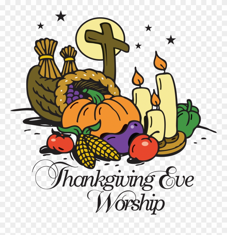 Thanksgiving worship clipart