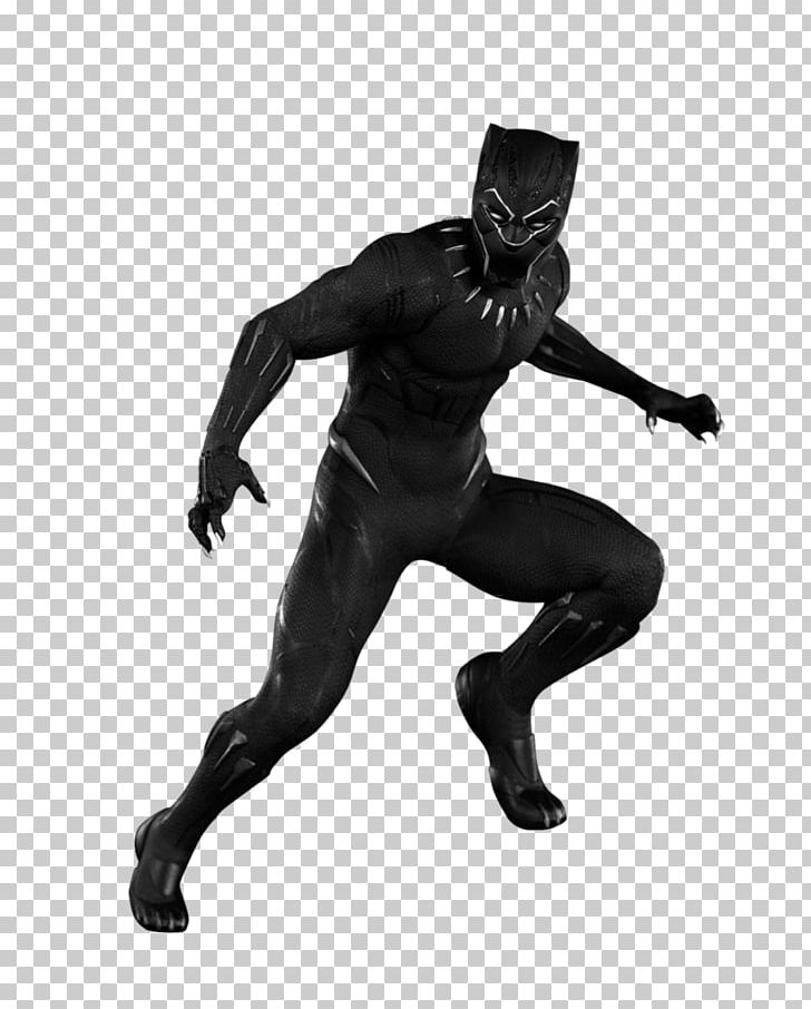 Thanos clipart black and white banner free library Black Panther Erik Killmonger T\'Chaka Marvel Cinematic ... banner free library