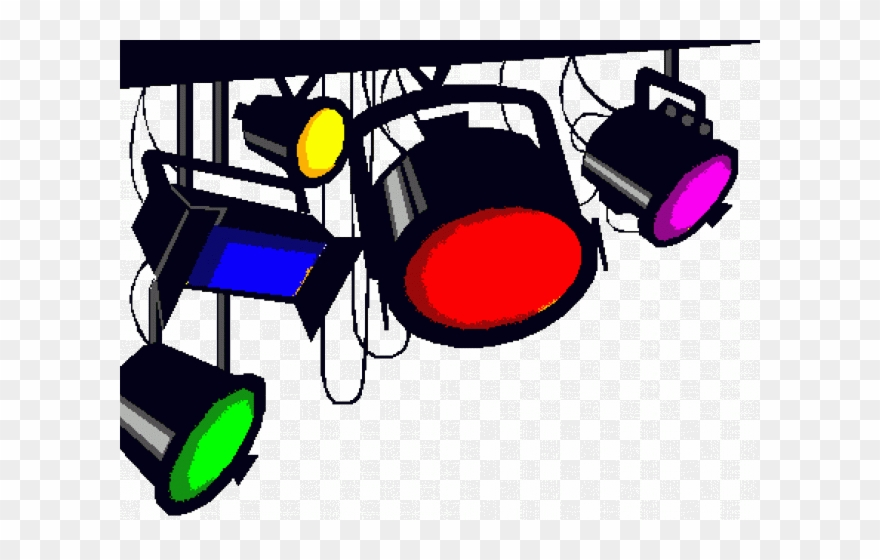 Theatre clipart png Theatre Clipart Light Sound - Png Download (#2430180 ... png