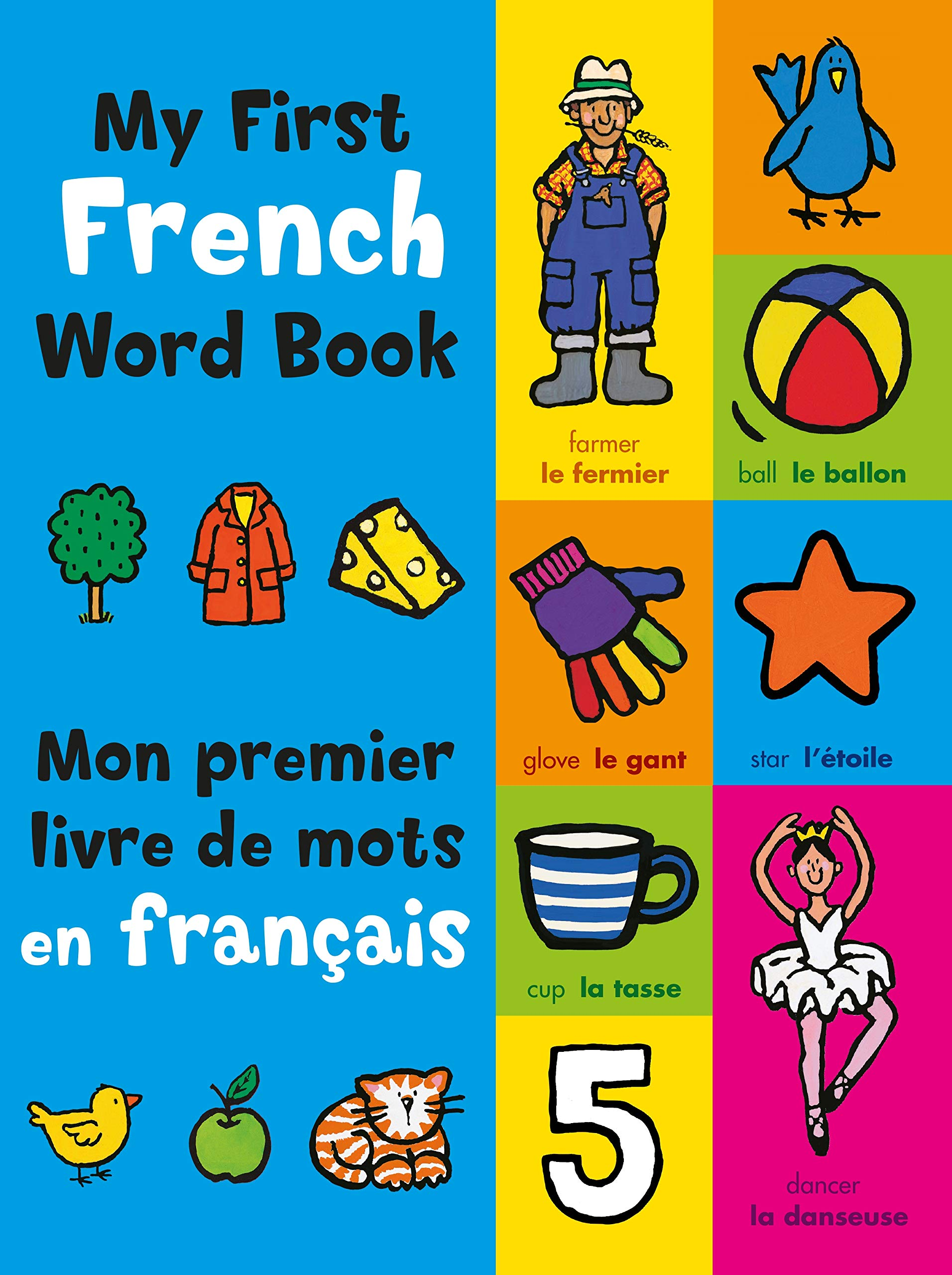 The adventure continues wording clipart graphic freeuse My First French Word Book (French Edition): Mandy Stanley ... graphic freeuse