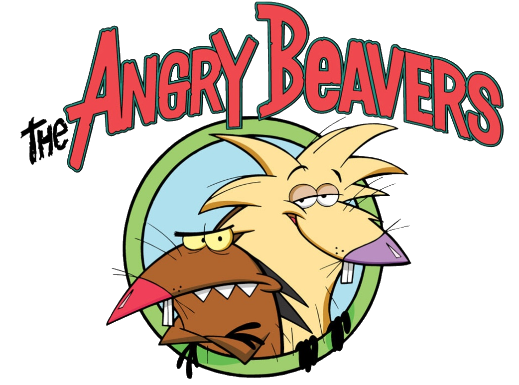 The angry beavers clipart vector free stock The Angry Beavers   Nickelodeon   FANDOM powered by Wikia vector free stock