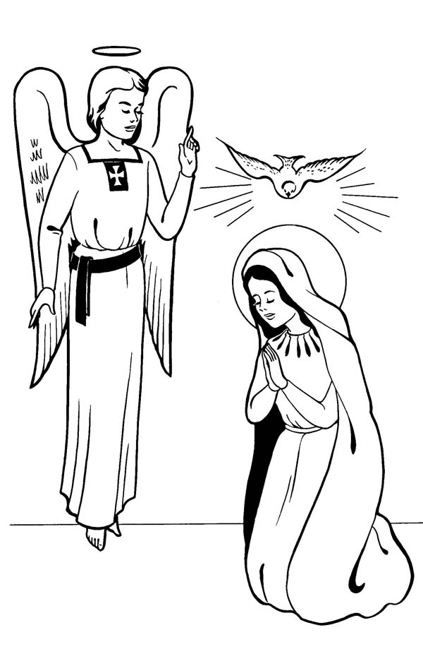 The annunciation clipart png freeuse stock Free Annunciation Cliparts, Download Free Clip Art, Free ... png freeuse stock