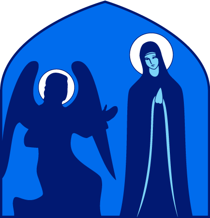 The annunciation clipart image freeuse stock Free Annunciation Cliparts, Download Free Clip Art, Free ... image freeuse stock