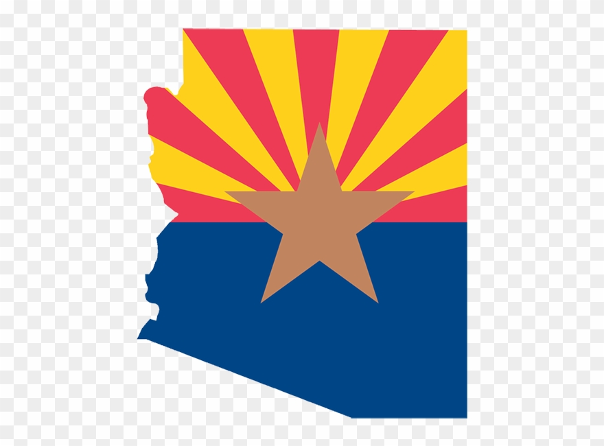 The arizona flag on a pole clipart carton png freeuse download Music - Arizona State With Flag Clipart (#738725) - PinClipart png freeuse download