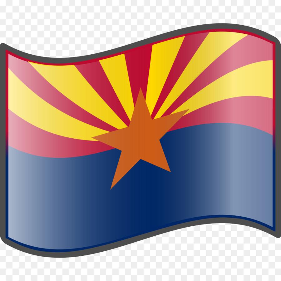 The arizona flag on a pole clipart carton vector transparent download Flag Cartoon png download - 1024*1024 - Free Transparent ... vector transparent download