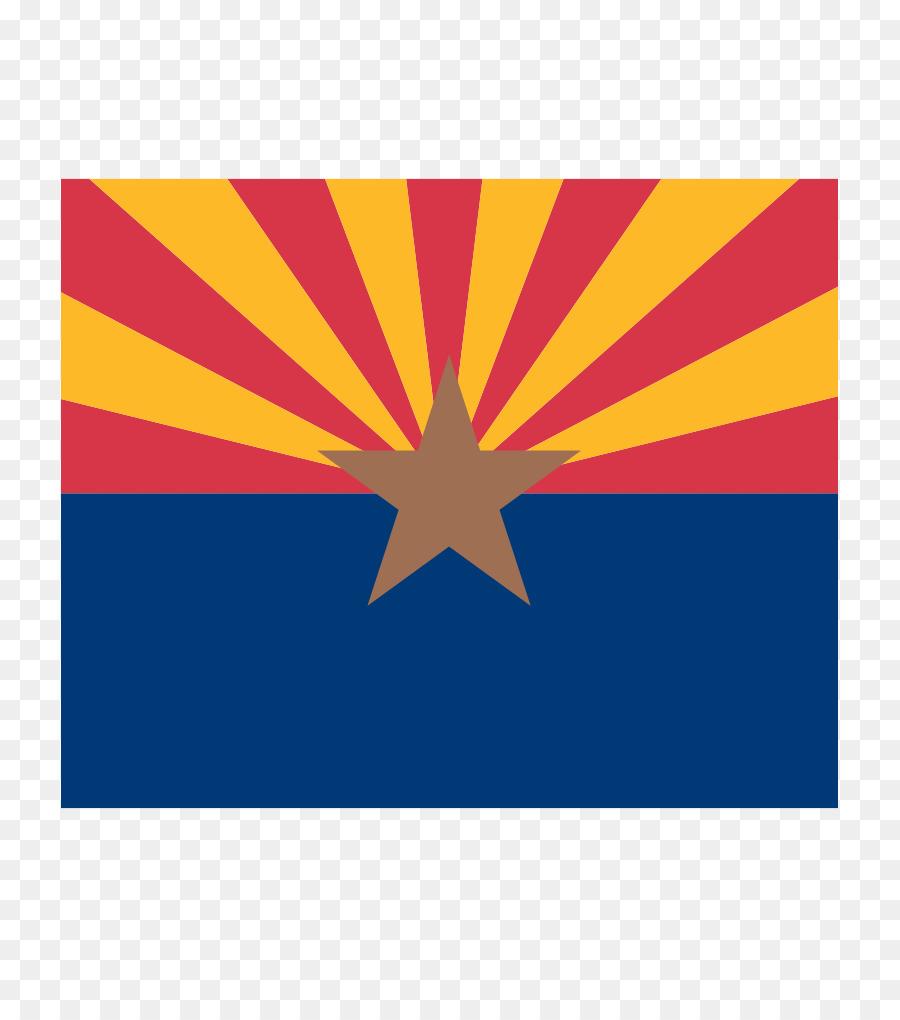 The arizona flag on a pole clipart carton clip art freeuse Flag Cartoon clipart - Flag, Yellow, Line, transparent clip art clip art freeuse