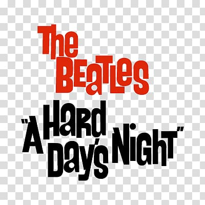 The beatles a hard day s night clipart banner library download The Beatles A Hard Days Night text, A Hard Day\'s Night ... banner library download