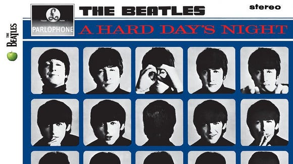 The beatles a hard day s night clipart clipart free download The Beatles invade with \'A Hard Day\'s Night\' clipart free download