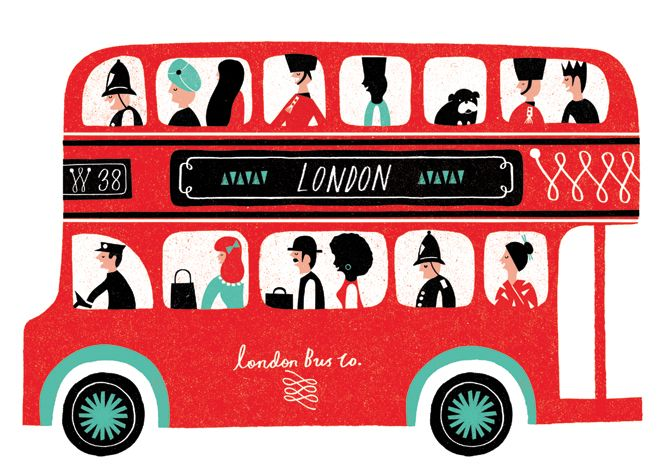 The beatles double bus clipart banner freeuse library London Bus | Double-decker Bus! in 2019 | London ... banner freeuse library