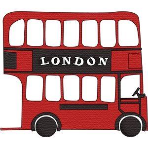 The beatles double bus clipart banner freeuse stock Double decker bus london | Party Ideas | Double decker bus ... banner freeuse stock