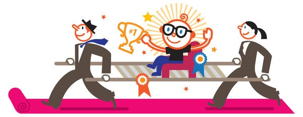 The big brag clipart jpg free Time for a Truce in the Bragging Wars - The New York Times jpg free