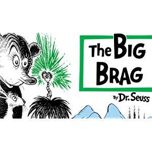 The big brag clipart clip royalty free The Big Brag - Dr. Seuss (Fire TV version): Amazon.com.au ... clip royalty free