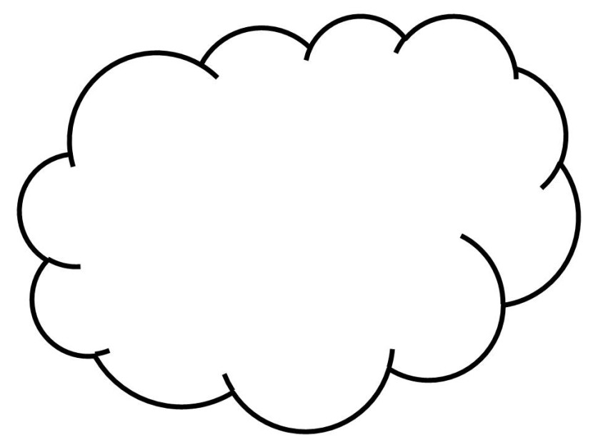 The big storm black and white clipart jpg royalty free download Rain Cloud Clipart Black And White   Free download best Rain ... jpg royalty free download