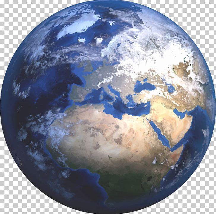 The blue marble clipart black and white Earth Desert Planet The Blue Marble PNG, Clipart ... black and white
