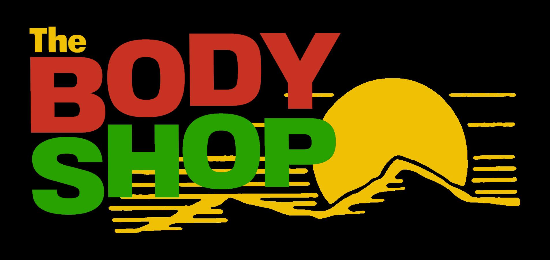 The body shop logo clipart