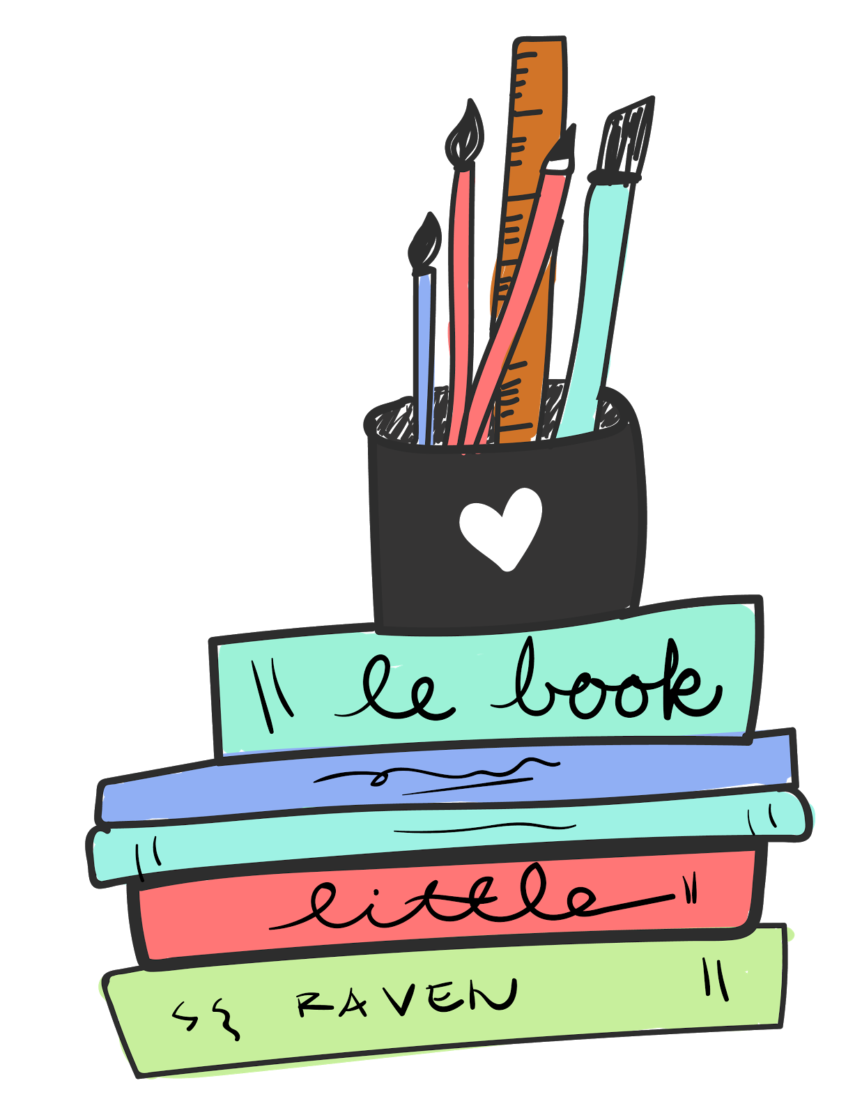 The book nook clipart clip art library little raven ink: The Book Nook - Jane Davenport Beautiful Faces Review. clip art library