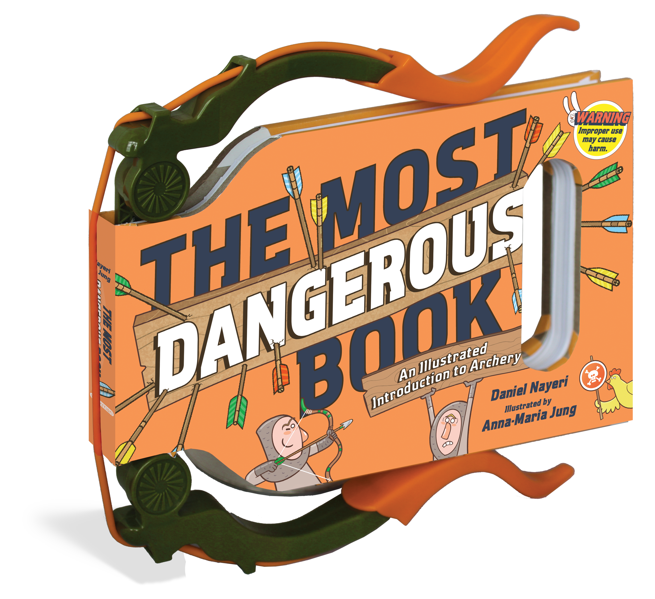 The book of daniel clipart image freeuse download The Most Dangerous Book: An Illustrated Introduction to Archery ... image freeuse download