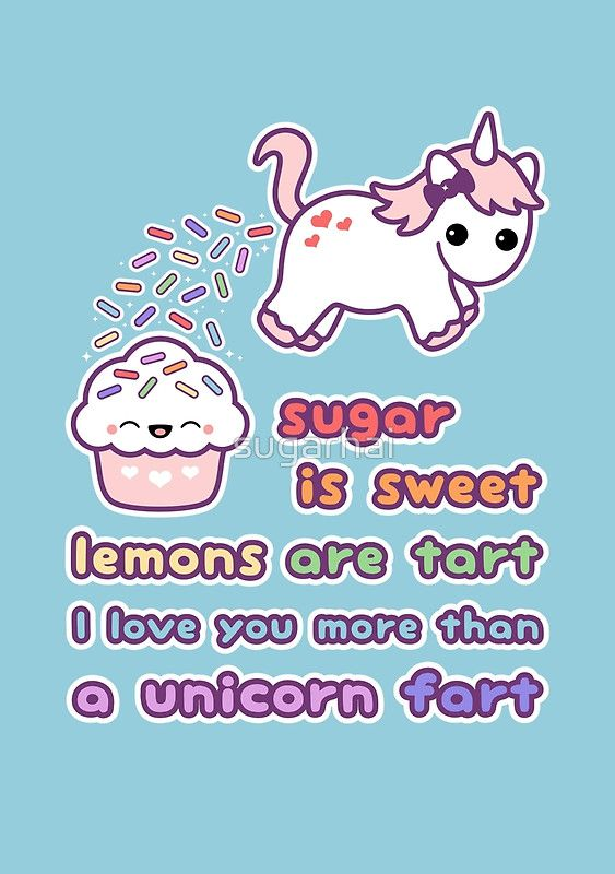 The boy is more silly than the girl clipart clip art I Love You More Than a Unicorn Fart\' Greeting Card by ... clip art