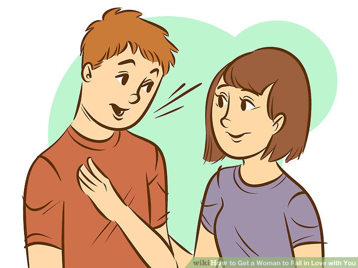 The boy is more silly than the girl clipart library How to Get a Woman to Fall in Love with You (with Pictures) library