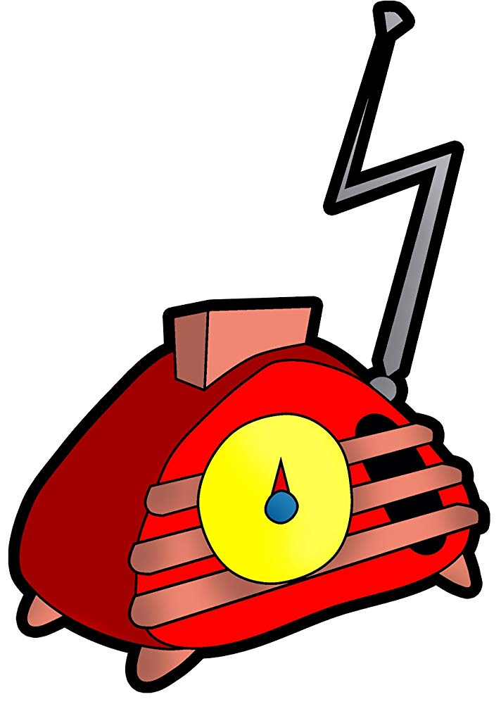 The brave little toaster clipart svg stock The Brave Little Toaster (1987) svg stock