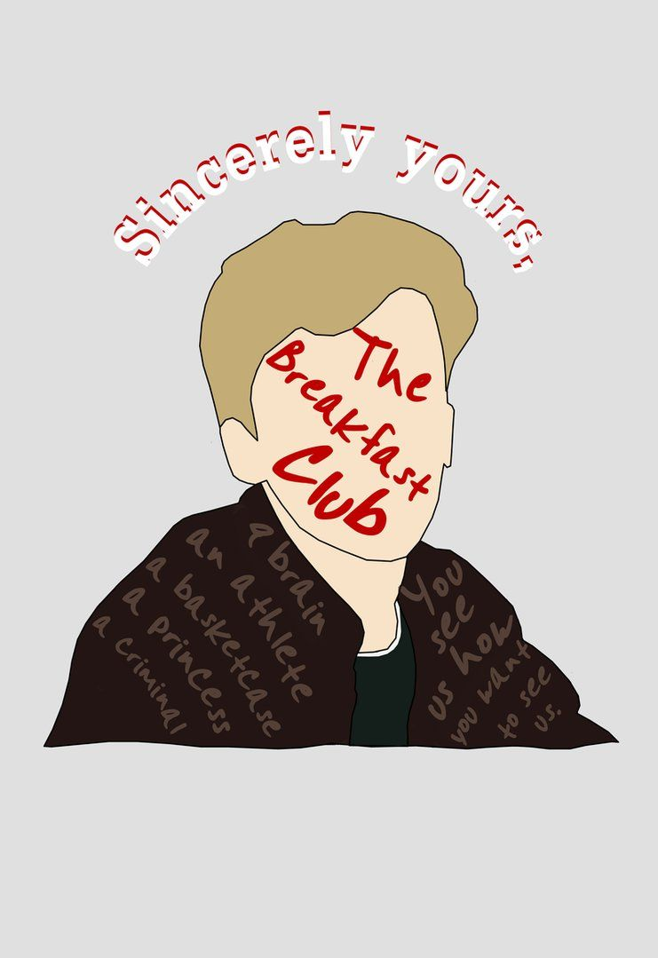 The breakfast club movie clipart clip art download Inspired by \