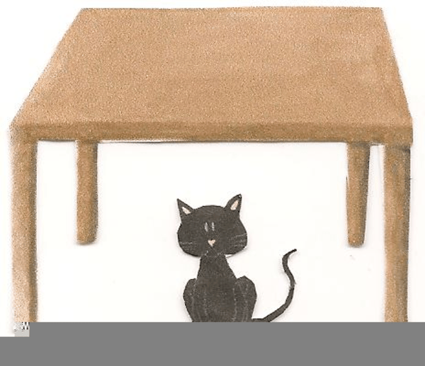 The cat sat under the table clipart png library download June 2001 – 2.000.000 Cool Cliparts, Stock Vector And ... png library download