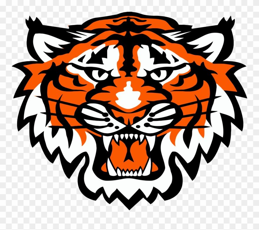 Tiger mascot clipart image transparent download Tiiger Clipart Tiger Face - Tiger Mascot Clip Art - Png ... image transparent download