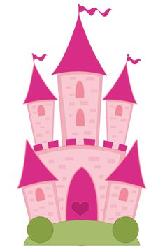 The clipart fairy printables clipart library stock Castle Clip art. Kids Castle Clipart. Fairy Tale Clipart. Pink ... clipart library stock