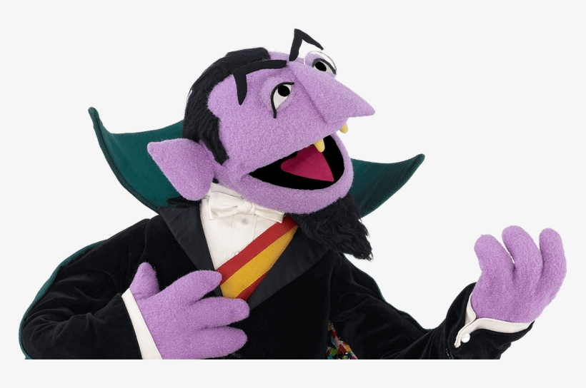 The count from sesame street clipart png clipart transparent download Sesame Street Count Png Clip Royalty Free Download - Sesame ... clipart transparent download