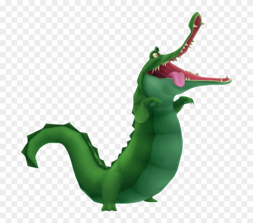The crocodile from peterpa clipart banner freeuse library Crocodile Clipart Peter Pan Crocodile - Crocodile De Peter ... banner freeuse library