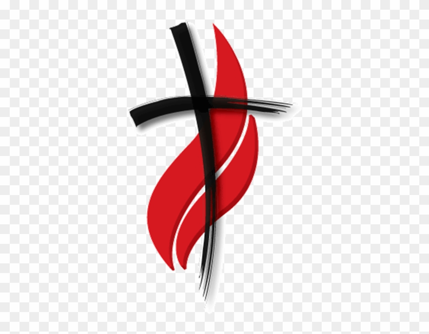 The cross with flames clipart banner free download Christmas Eve Services - Cross And Flame Png Clipart ... banner free download