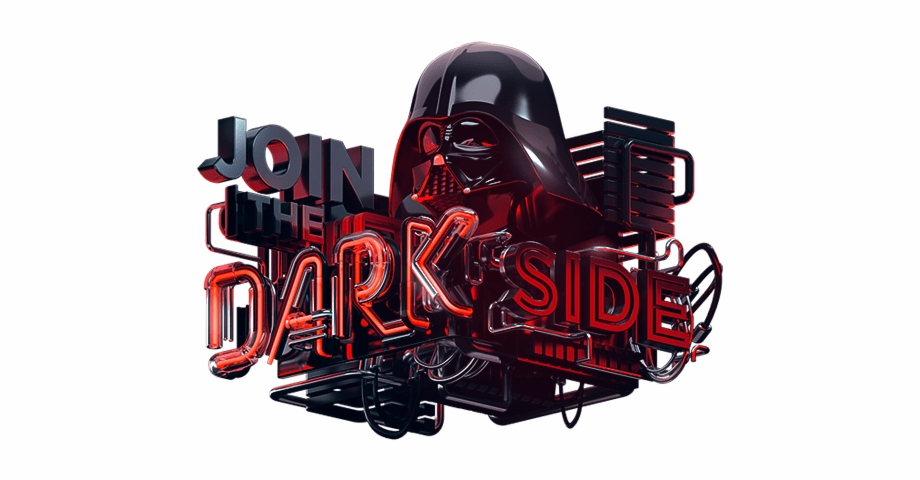 The dark side clipart png royalty free Darth Vader Clipart Dark Side - Join The Dark Side Png ... png royalty free