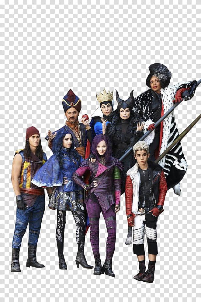 The descendants clipart no background clip transparent stock Descendants Cast, Disney villain transparent background PNG ... clip transparent stock