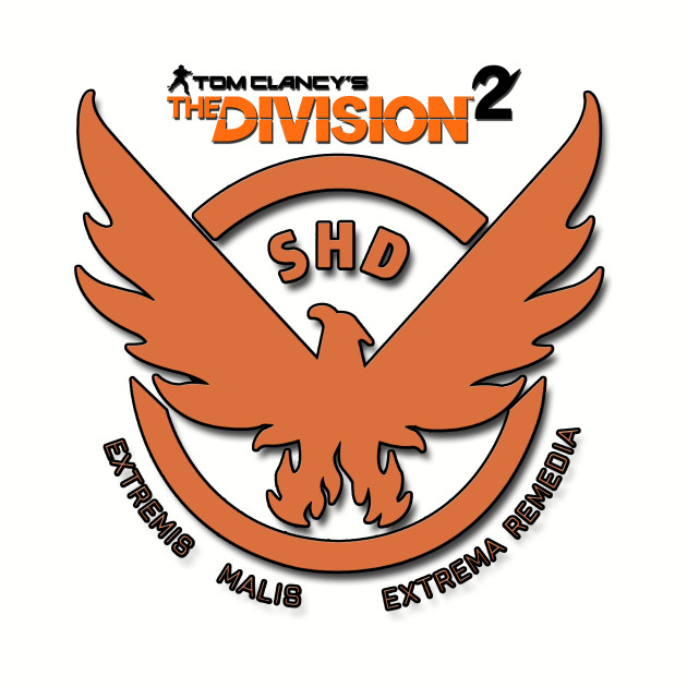 The division 2 logo clipart banner transparent library The division 2 by rosvita banner transparent library