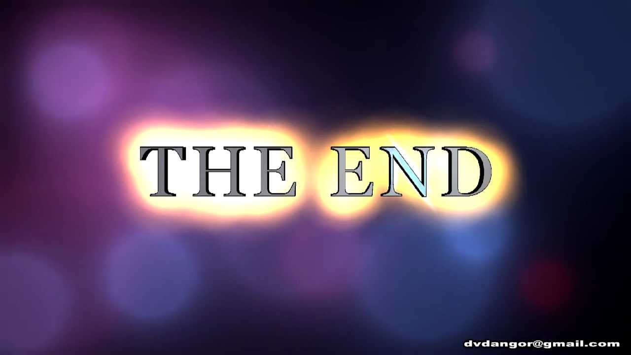 The end clipart animation free jpg black and white Free The End, Download Free Clip Art, Free Clip Art on ... jpg black and white