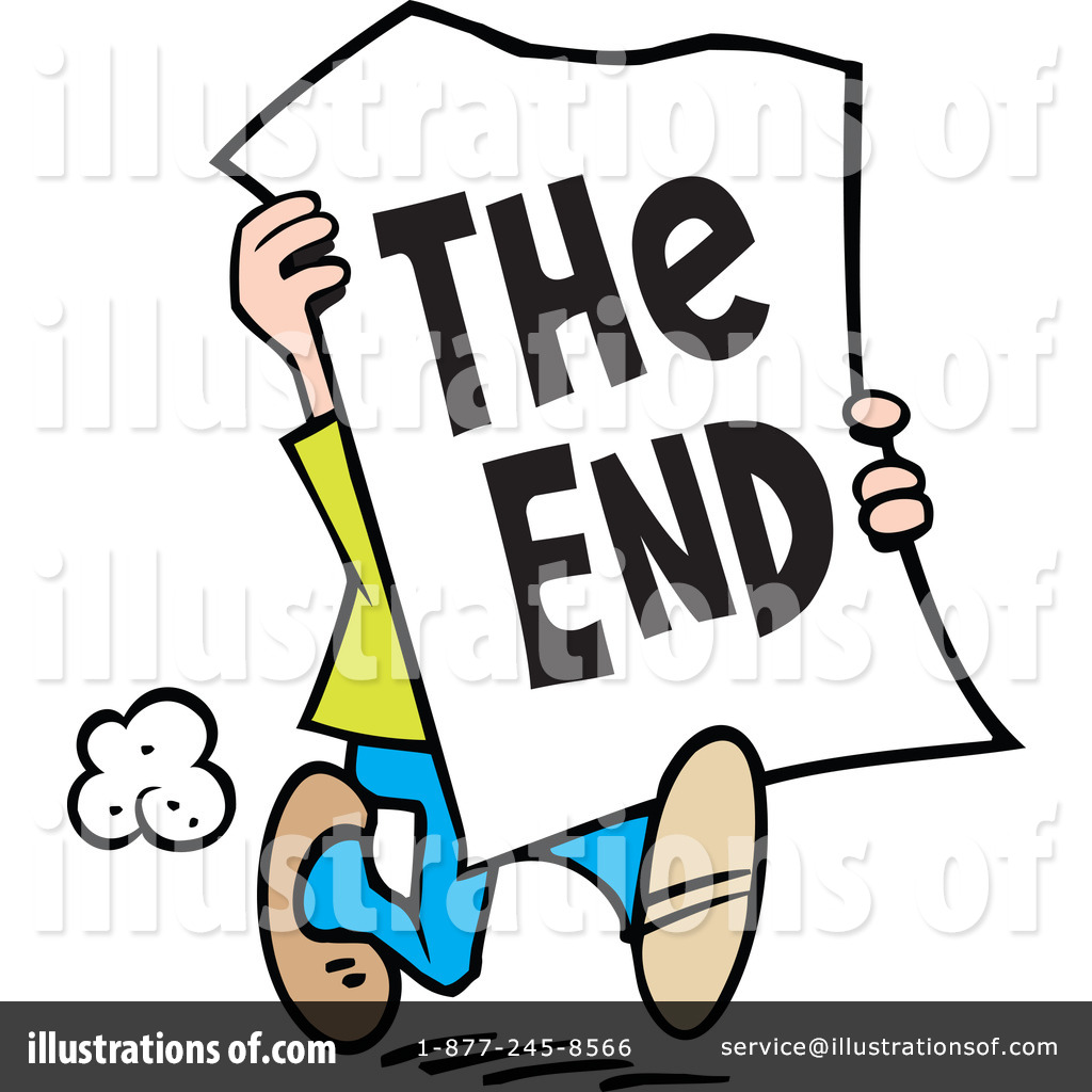 The end clipart pictures clipart black and white library 103+ The End Clip Art | ClipartLook clipart black and white library