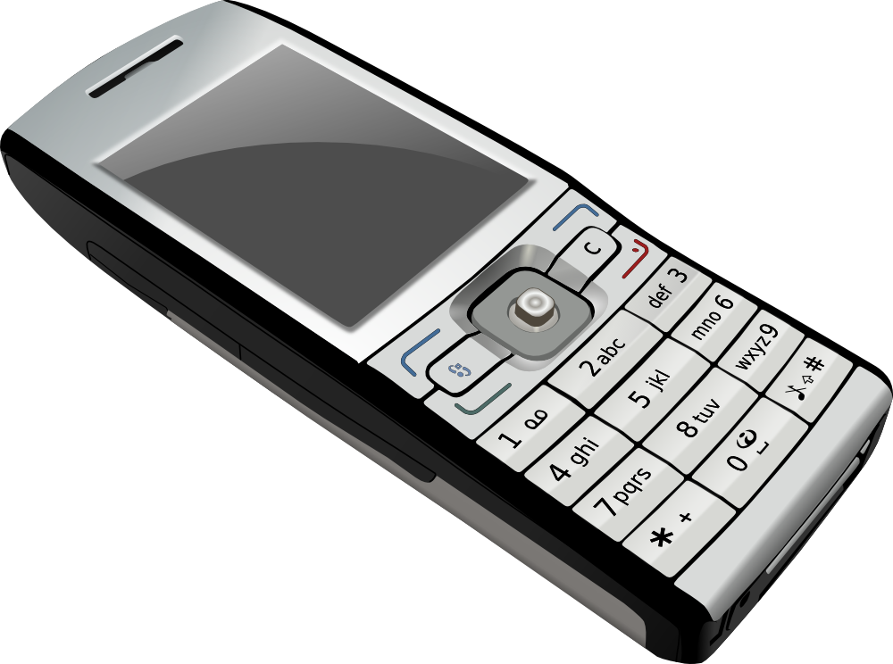 The first cell phone clipart black and white png transparent download No cell phone clip art clipartix 2 - Cliparting.com png transparent download